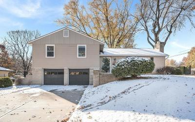 Shawnee Single Family Home For Sale: 9513 W 56th Street