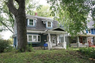 Jackson County Single Family Home For Sale: 3924 Harrison Street