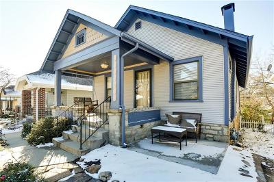 Kansas City Single Family Home For Sale: 4710 Terrace Street