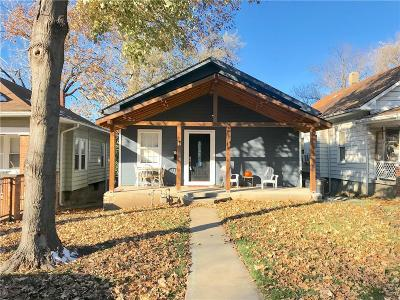 Kansas City Single Family Home For Sale: 58 S 17th Street