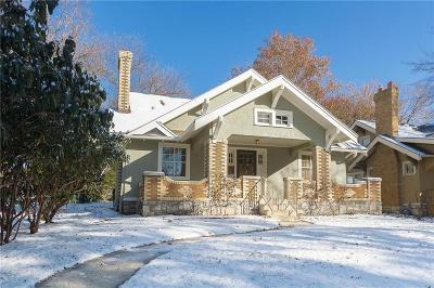 Kansas City Single Family Home For Sale: 1124 W 75th Terrace