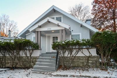 Kansas City Single Family Home For Sale: 4954 Westwood Terrace
