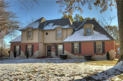 Blue Springs Single Family Home For Sale: 1706 NW Deer Run Trail