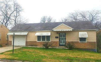 Kansas City Single Family Home For Sale: 3635 E 46th Terrace