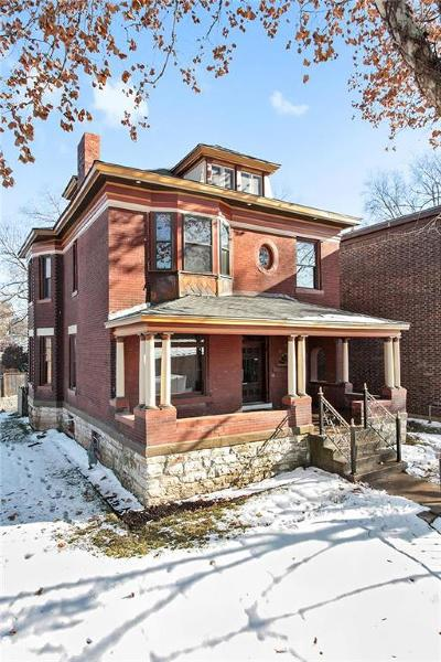 Single Family Home For Sale: 401 Woodland Avenue