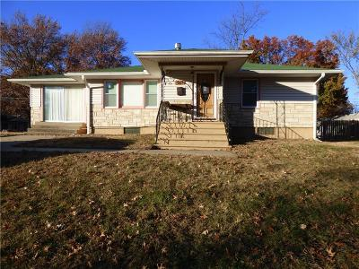 Leavenworth Single Family Home For Sale: 1502 Shawnee Street