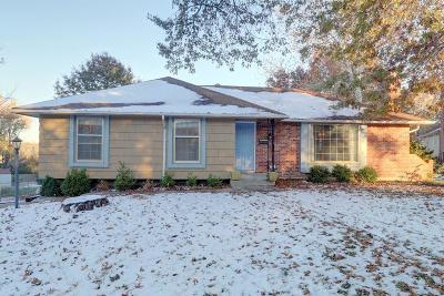 Grandview Single Family Home For Sale: 12913 Beacon Avenue