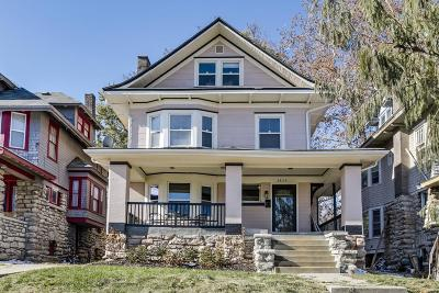 Kansas City Single Family Home For Sale: 2824 Tracy Avenue