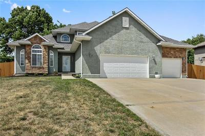 Basehor Single Family Home For Sale: 15026 Craig Street