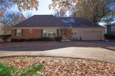 Kansas City Single Family Home For Sale: 1319 W 85th Street