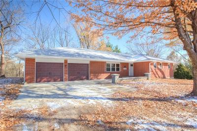 Platte City Single Family Home For Sale: 10885 N Farley Road