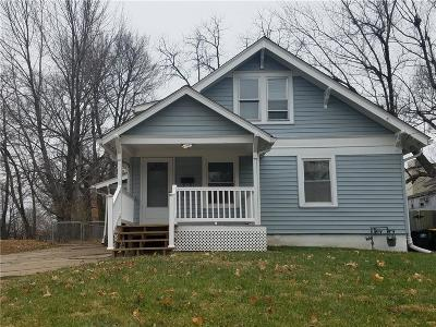 Independence MO Single Family Home For Sale: $115,000