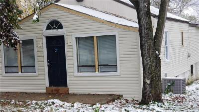 Kansas City MO Single Family Home For Sale: $55,000