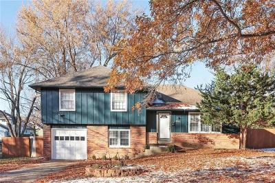 Overland Park Single Family Home For Sale: 8912 W 97th Terrace