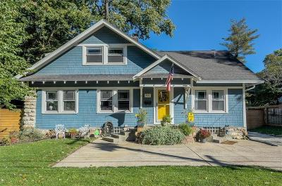 Kansas City Single Family Home For Sale: 900 W 75th Street
