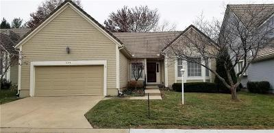 Leawood Patio For Sale: 12134 Sagamore Road