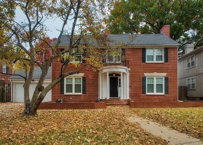 Kansas City Single Family Home For Sale: 1206 W 63rd Street