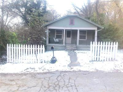 Kansas City Single Family Home For Sale: 2219 Bunker Street