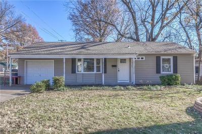 Overland Park Single Family Home For Sale: 7101 Outlook Street