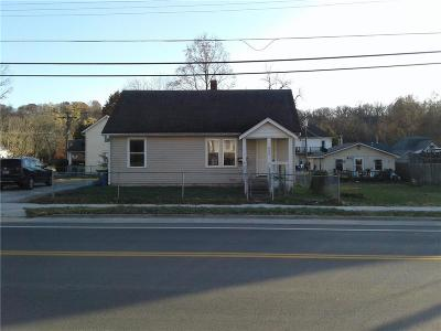 Excelsior Springs MO Single Family Home For Sale: $69,000