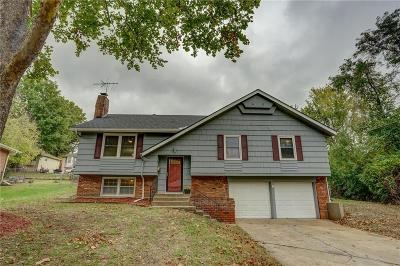 Kansas City Single Family Home For Sale: 5329 Cottage Avenue