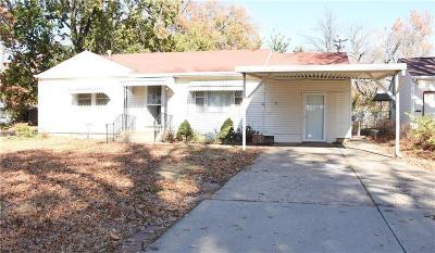 Topeka Single Family Home For Sale: 1002 SE 30 Street