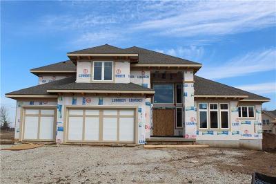 Overland Park KS Single Family Home For Sale: $758,500