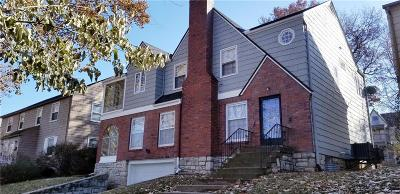 Kansas City MO Multi Family Home For Sale: $240,000