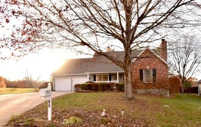 Lafayette County Single Family Home For Sale: 85 Tomahawk Lane