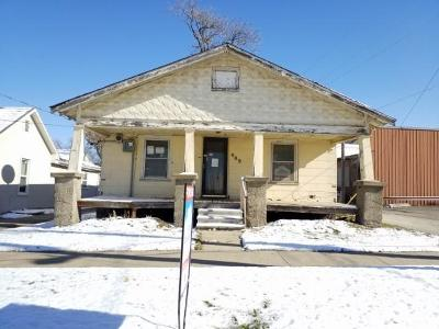 Miami County Single Family Home For Sale: 409 5th Street