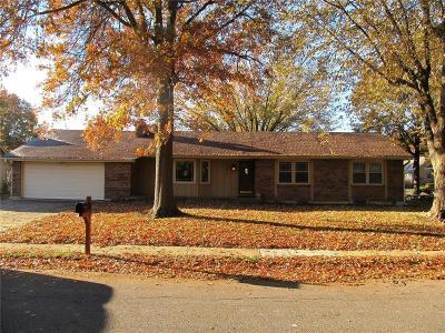 Harrisonville Single Family Home For Sale: 2203 Thunderbird Drive