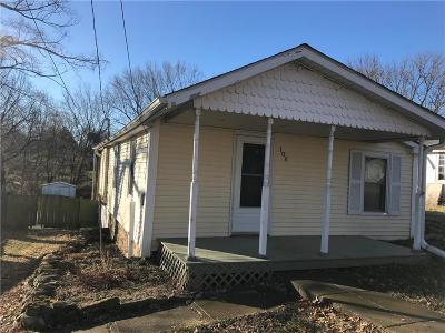Excelsior Springs MO Single Family Home For Sale: $64,500