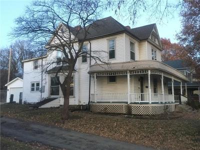 Harrisonville Single Family Home For Sale: 304 W Mechanic Street