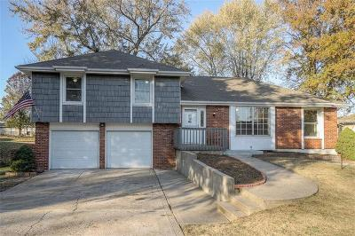 Gladstone MO Single Family Home For Sale: $215,900