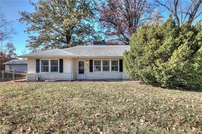 Gladstone MO Single Family Home For Sale: $149,950