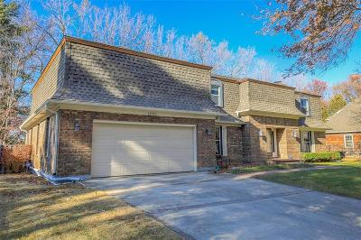 Leawood Single Family Home For Sale: 12710 High Drive