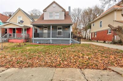 Kansas City Single Family Home For Sale: 2535 Brooklyn Avenue