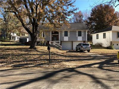Liberty MO Single Family Home For Sale: $185,000