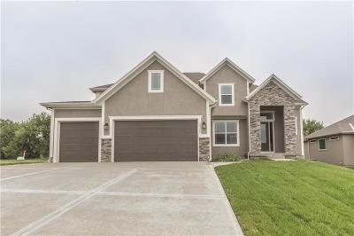 Shawnee KS Single Family Home For Sale: $493,500