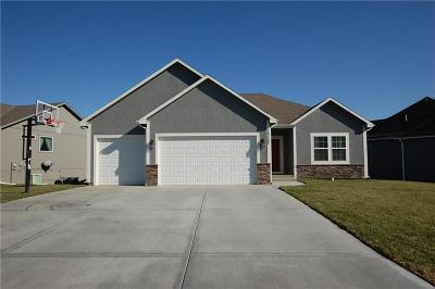 Basehor Single Family Home For Sale: 16752 Ruby Way