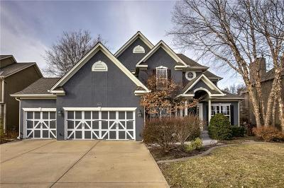 Overland Park KS Single Family Home For Sale: $514,900