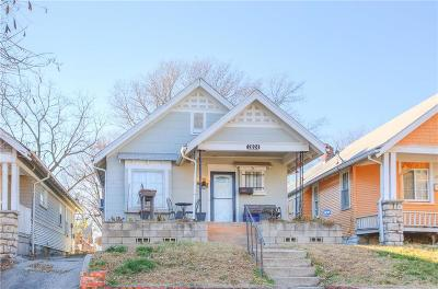 Kansas City Single Family Home For Sale: 2024 Spruce Avenue