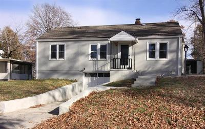 Kansas City Single Family Home For Sale: 1025 S 56th Terrace