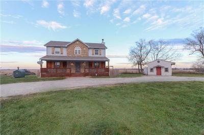 Clinton County Single Family Home For Sale: 7468 SE V Highway