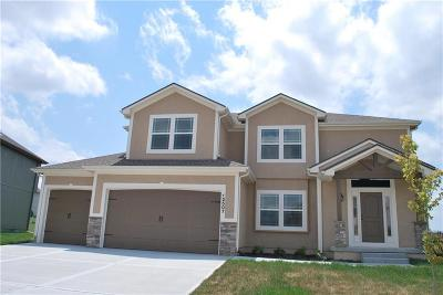 Lee's Summit Single Family Home For Sale: 12507 S Fox Den Drive
