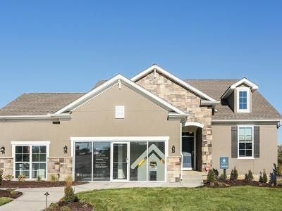 Lee's Summit MO Single Family Home Model: $350,480