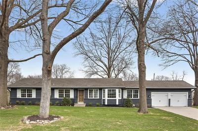 Single Family Home For Sale: 3316 W 91st Street