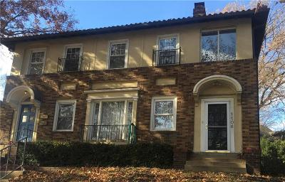Kansas City Multi Family Home For Sale: 1108 Ward Parkway