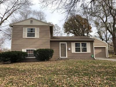 Kansas City Single Family Home For Sale: 5111 Sycamore Avenue