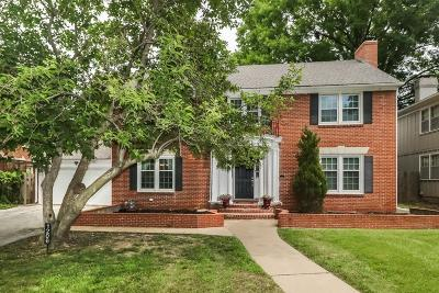 Kansas City Single Family Home For Sale: 1206 W 63rd Street